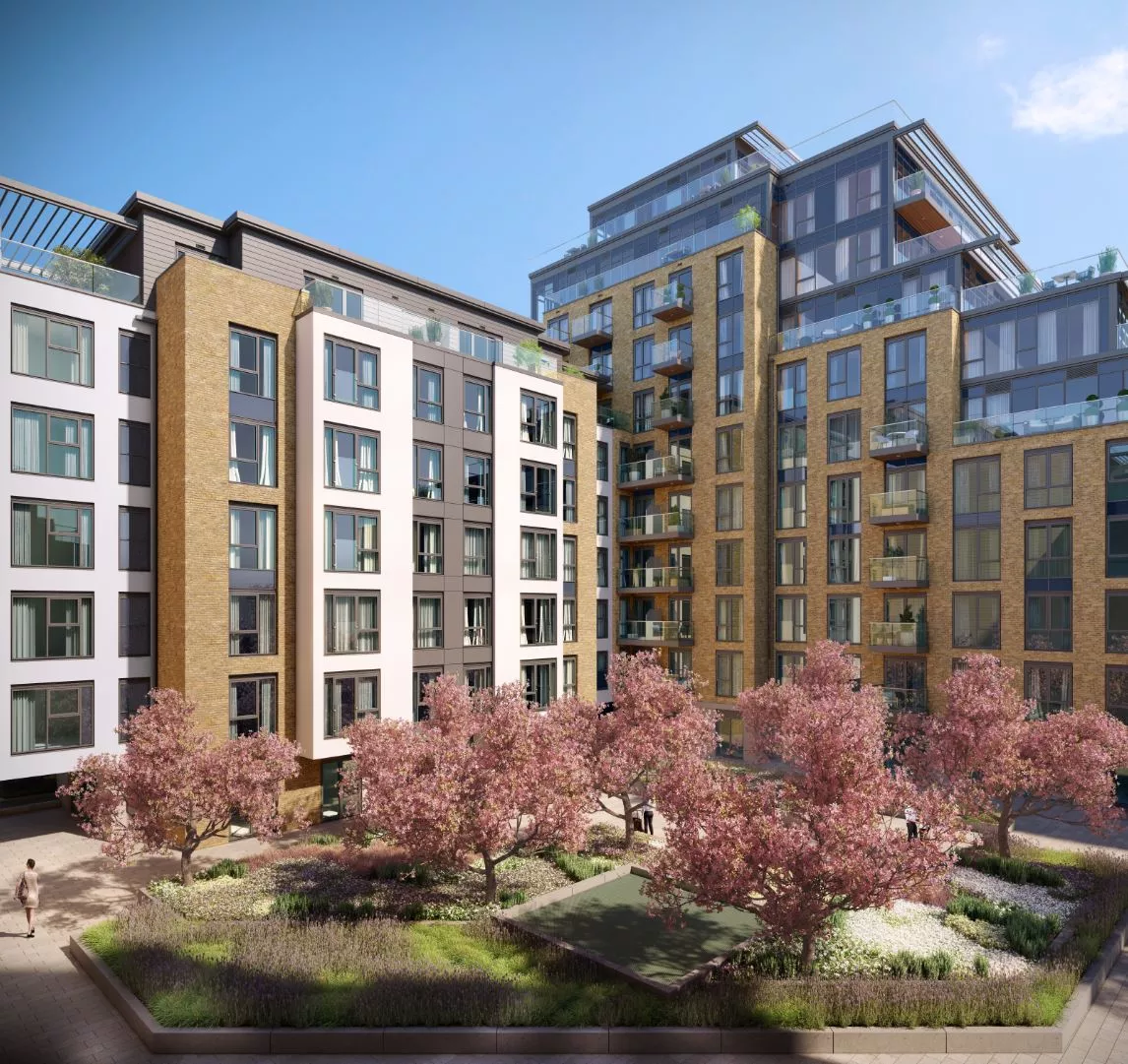 Two Bedroom Apartments London: 2 Bedroom Apartment