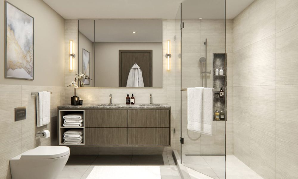 Dubai-Emaar-Grande-Apartments-Bathroom