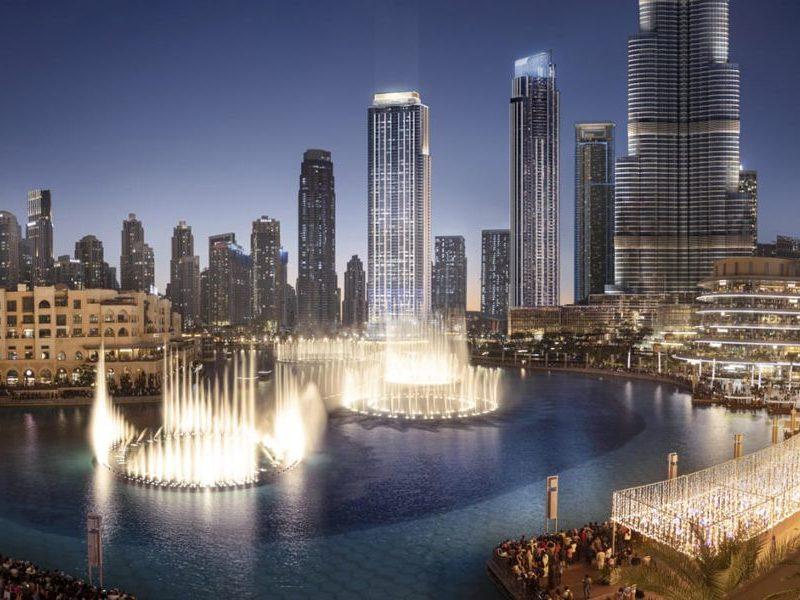 Dubai-Emaar-Grande-Apartments-Fountain