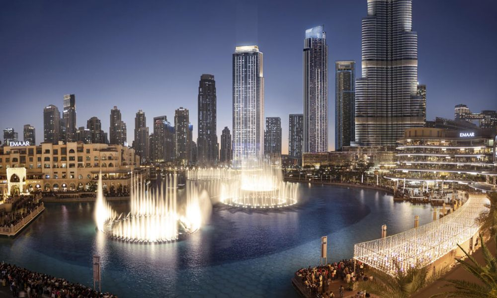 Dubai-Emaar-Grande-Apartments-Fountain