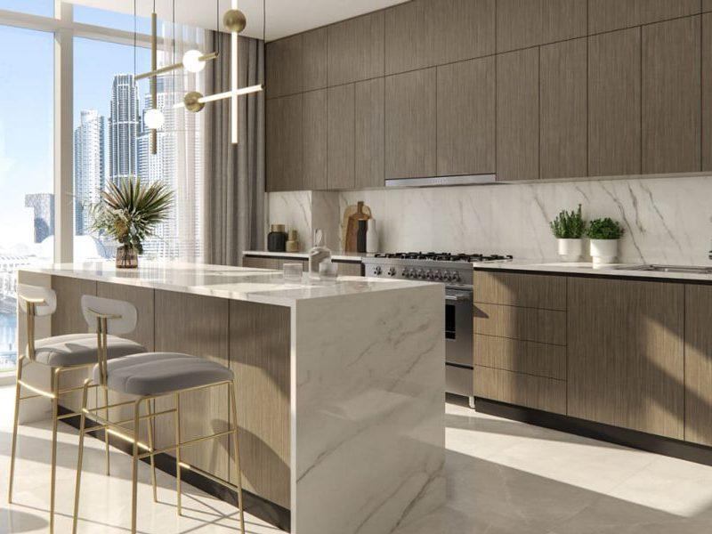 Dubai-Emaar-Grande-Apartments-Kitchen