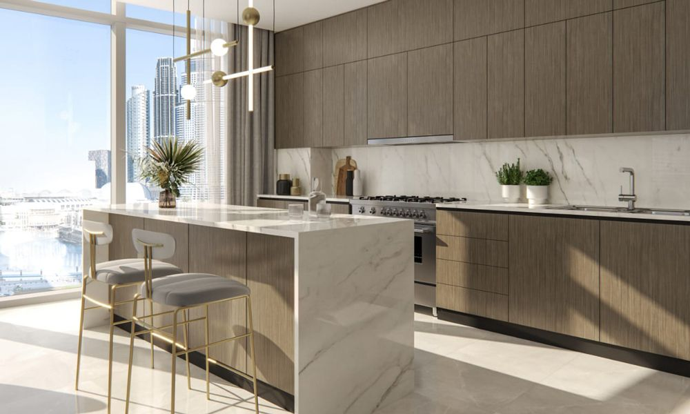 Dubai-Emaar-Grande-Apartments-Kitchen