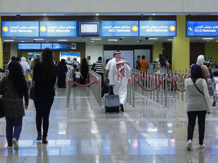 Dubai Airport Passport Control New Tourist Visa Dubai Properties