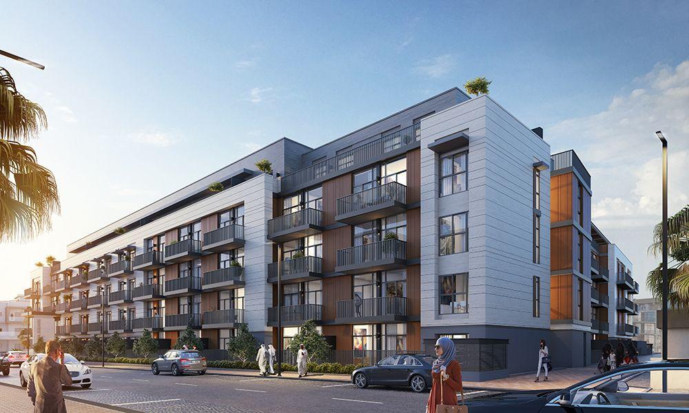 Dubai-JVC-Belgravia-Square-Apartments-Exterior-3
