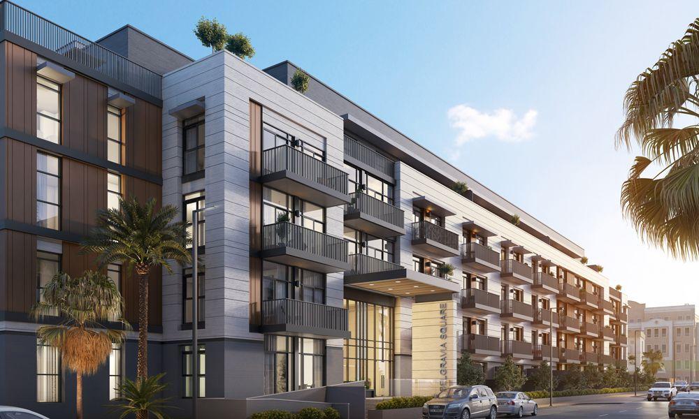 Dubai-JVC-Belgravia-Square-Apartments-Exterior