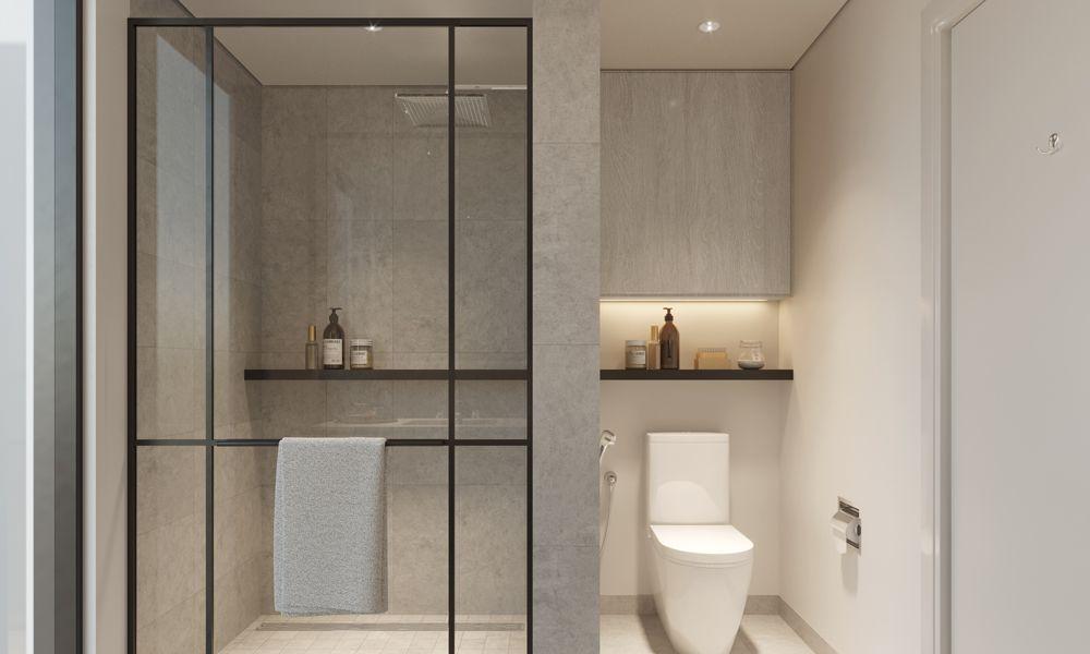 Dubai-MBR-Wilton-Park-Residences-Bathroom